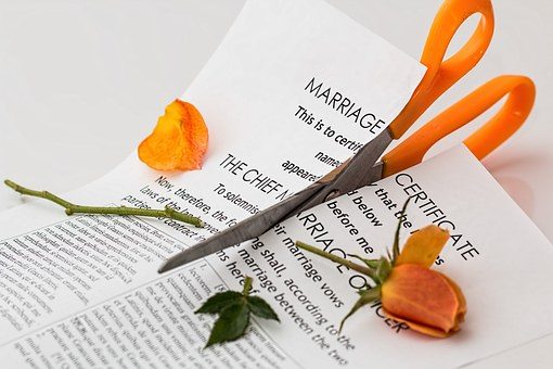 Divorce or Legal Separation