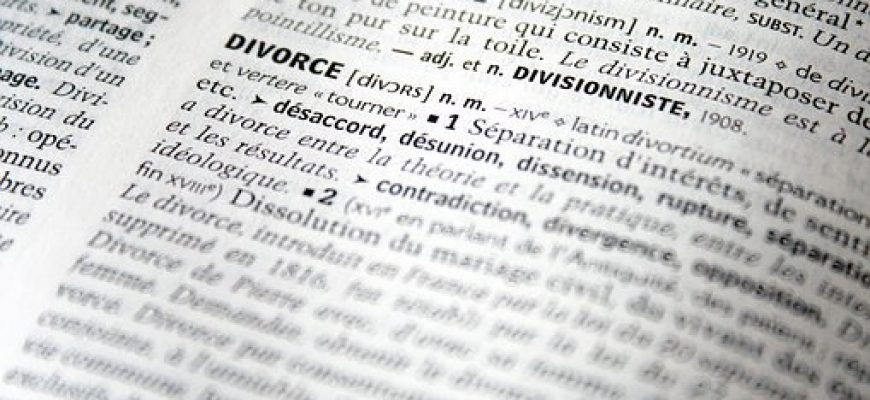 Temporary Orders and Permanent Orders in Divorce and Legal Separation